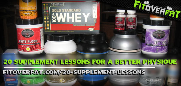 20 Supplement Lessons