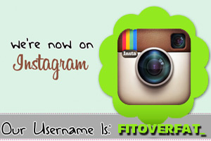 FitOverFat Instagram
