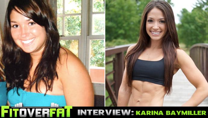 Karina Baymiller Transformation