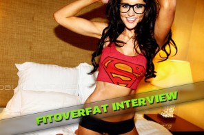 Kelsey Byers Fitness Role Model And Fit Mommy Talks with Fitoverfat.com
