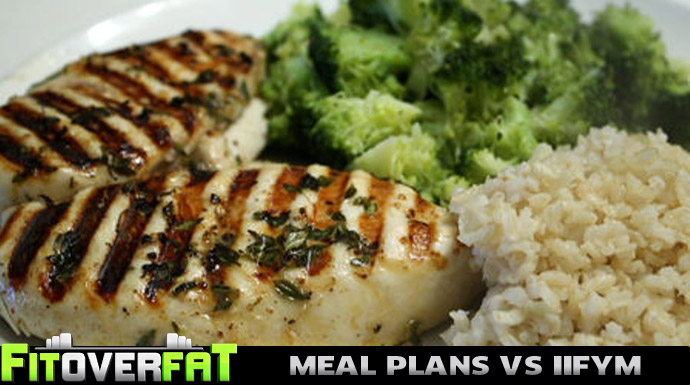 Meal Plans VS IIFYM