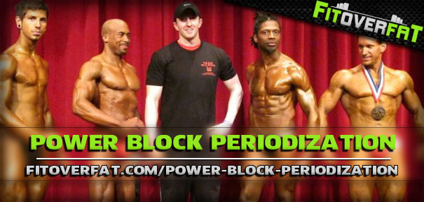 Power Block Periodization Workout