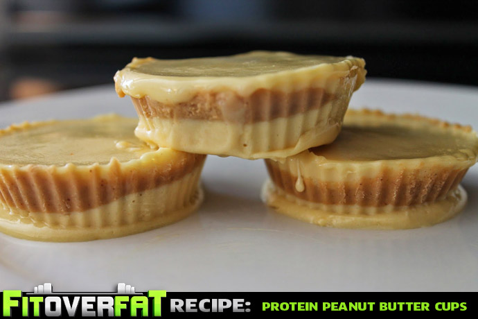 Peanut Butter Cup Protein Fro Yo Recipes — Dishmaps