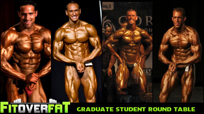 Graduate Student Round Table Bodybuilding