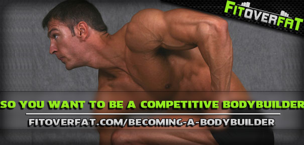 Becoming A Bodybuilder
