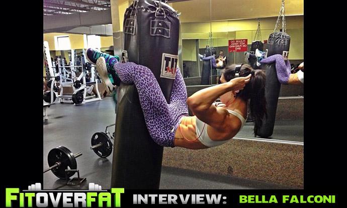 Bella Falconi Workout