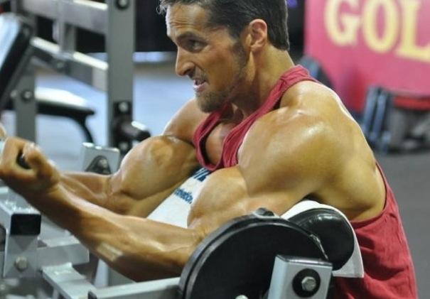 Biceps Layne Norton