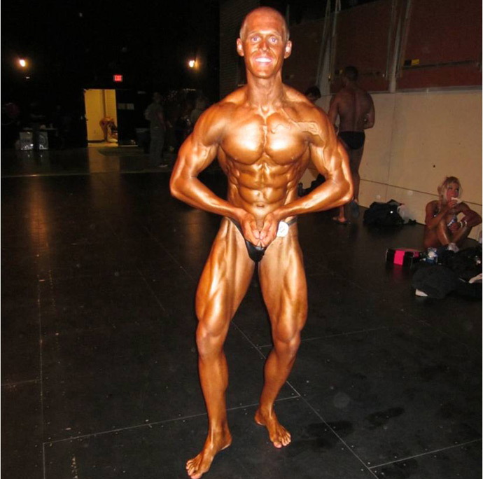 bodybuilding application