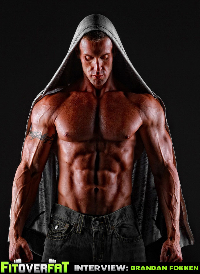brandan fokken bodybuilding