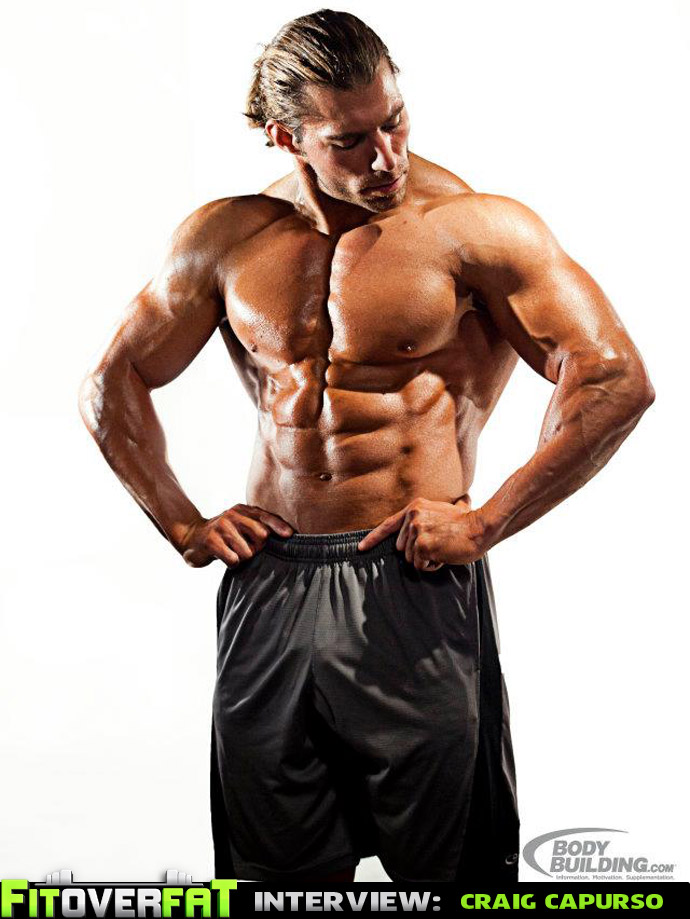 Craig Capurso Bodybuilding