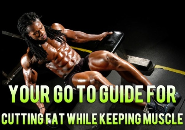 Losing Fat Keeping Muscle