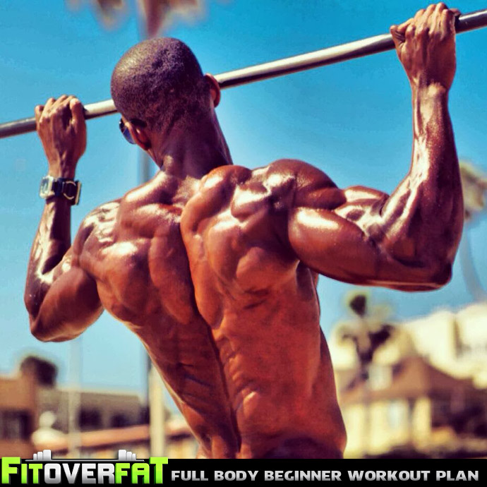 Bodybuilding Full Body Plan