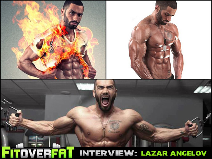 Model Lazar Angelov