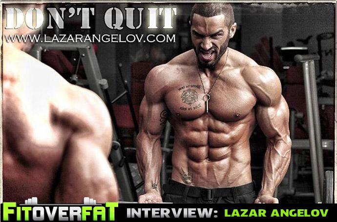 Lazar Angelov Diet