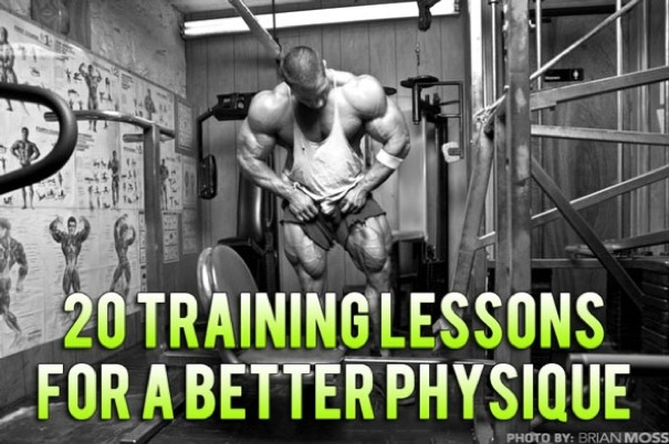 20 Training Tips