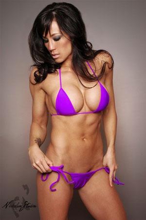 Lindsay Kaye Bikini