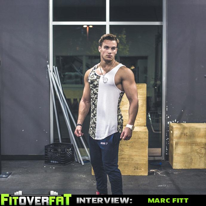 Marc Fitt Model