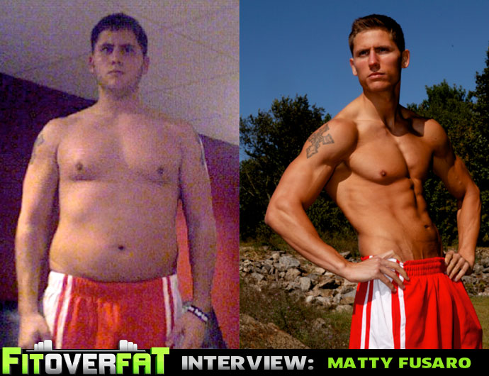 Matty Fusaro Transformation