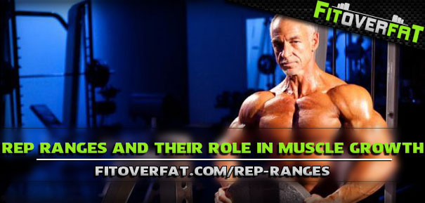 Rep Ranges Muscle Growth