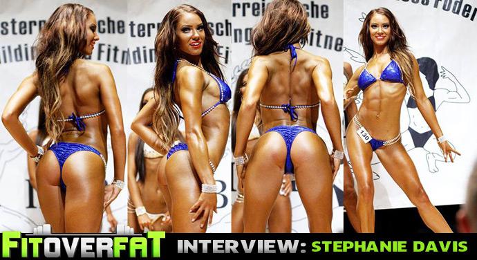 Stephanie Davis IFBB